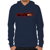 Saw Bloody Saw Men's Hoodie