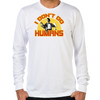 Ace Ventura I Don't Do Humans Long Sleeve T-Shirt