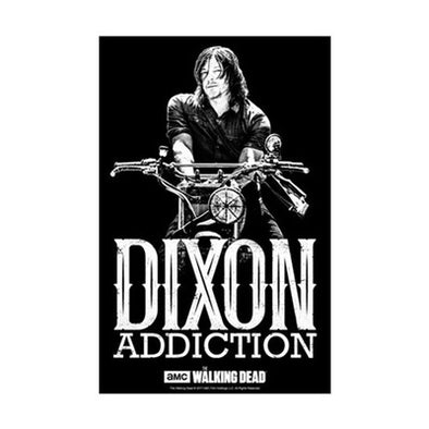 Daryl Dixon Addiction Mini Poster Print