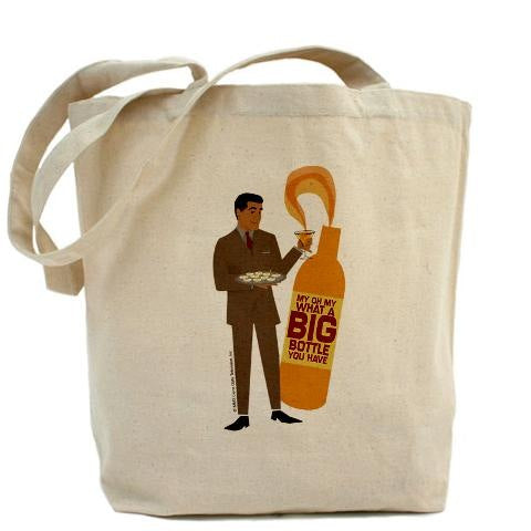 Mad Men Salvatore Tote Bag
