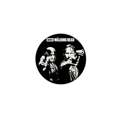 Walking Dead Saints Mini Button