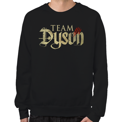 Lost Girl Team Dyson Crew Neck Sweatshirt