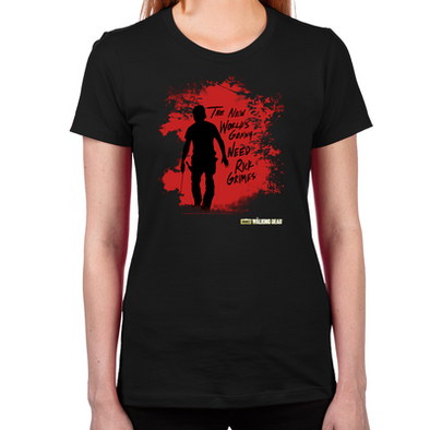 Rick Grimes World Women's T-Shirt