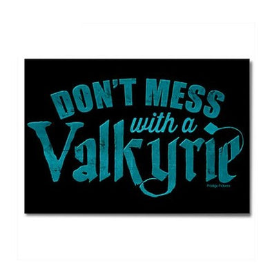 Lost Girl Valkyrie Magnet