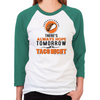 Taco Night Women's Baseball T-Shirt