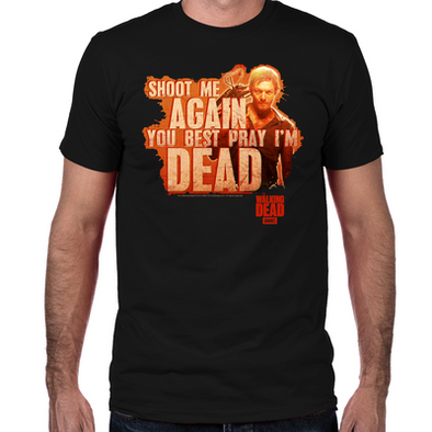 Daryl Dixon Fitted T-Shirt
