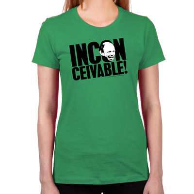 Inconceivable Women's Fitted T-Shirt