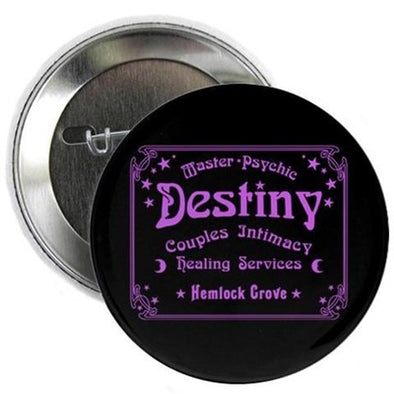 "Destiny 2.25"" Button"