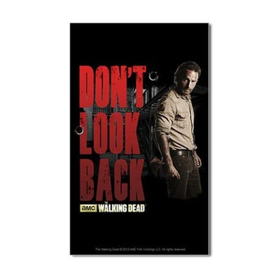 Rick Don't Look Back Sticker