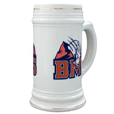 Blue Mountain State Stein