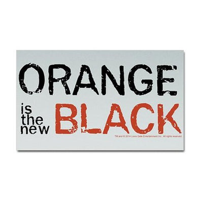 Orange Is The New Black Sticker