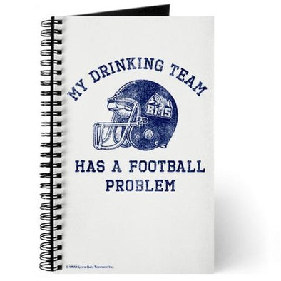 Blue Mountain State Drinking Team Journal