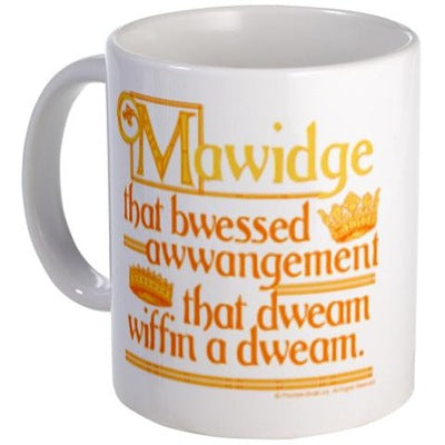 Mawidge Speech Mug