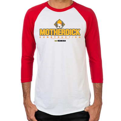 Motherdick Men's Baseball T-Shirt