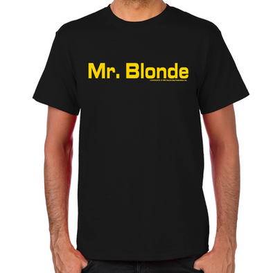 Mr. Blonde T-Shirt