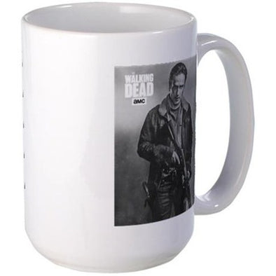 Rick Portrait Large Mug