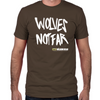 Wolves Not Far Fitted T-Shirt