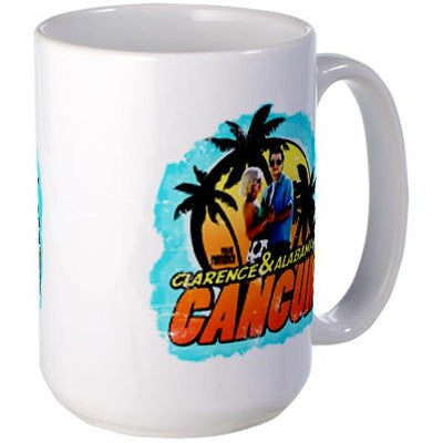 True Romance Cancun Large Mug
