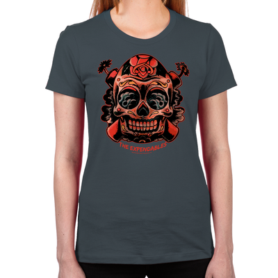 Skull TNT Women's T-Shirt