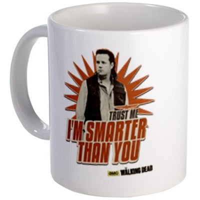 Eugene Smarter Than You Mug
