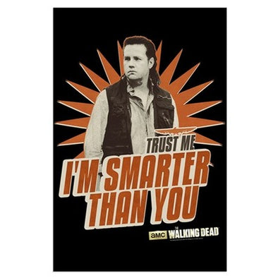 Eugene Smarter Than You Large Poster