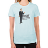 Mad Men Don Draper Women's Fitted T-Shirt