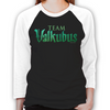 Lost Girl Team Valkubus Unisex Baseball T-Shirt