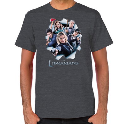 The Librarians Season 2 T-Shirt