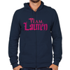 Lost Girl Team Lauren Zip Hoodie