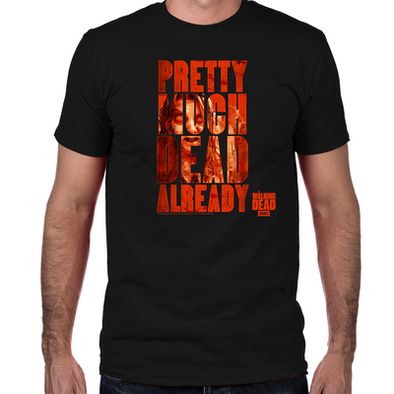 Dead Already Fitted T-Shirt