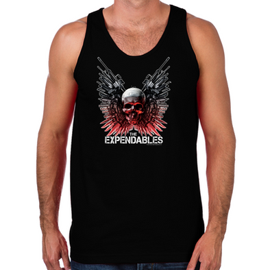 Choose Your Weapon Men's Tank