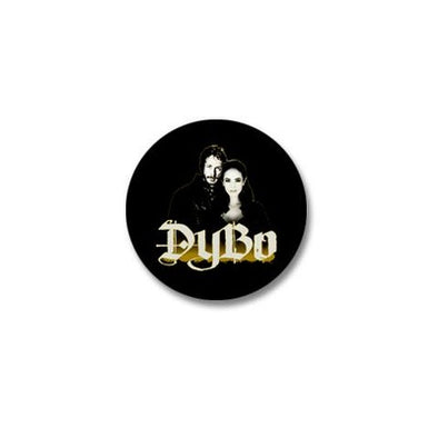 Lost Girl DyBo Mini Button
