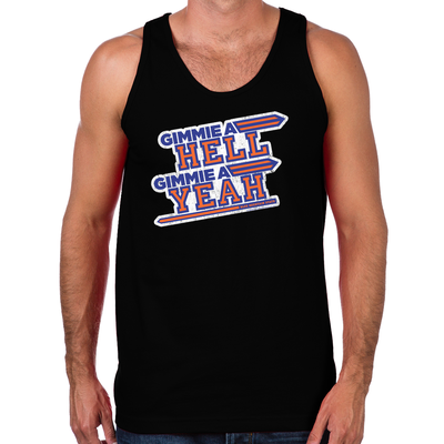 Blue Mountain State Hell Yeah Men's Tank