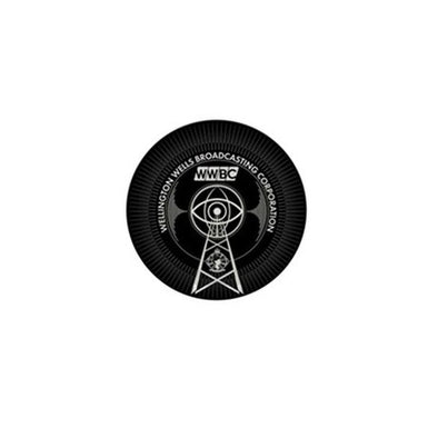 Wellington Wells Broadcasting Mini Button