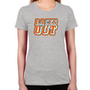 Ace Ventura Laces Out Women's T-Shirt