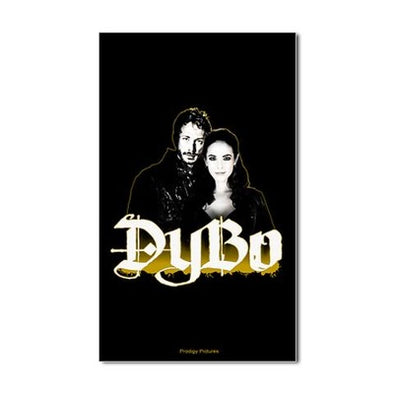Lost Girl DyBo Sticker