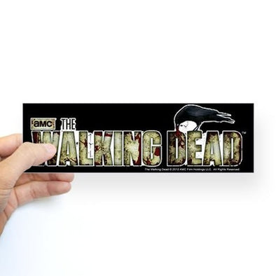 Dead Flesh Bumper Sticker