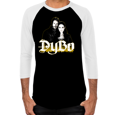Lost Girl Dybo Baseball T-Shirt