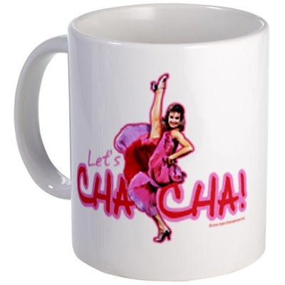 Dirty Dancing Let's Cha Cha! Mug