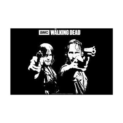 Walking Dead Saints Mini Poster