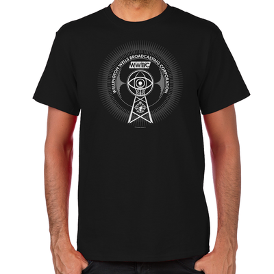 Wellington Wells Broadcasting T-Shirt