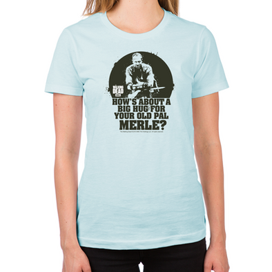 The Merle Big Hug Women's Fitted T-Shirt