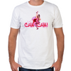Dirty Dancing Let's Cha Cha Fitted T-Shirt