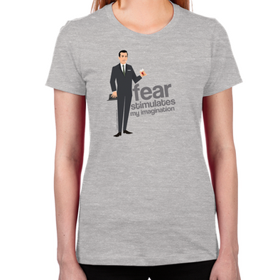 Mad Men Don Draper Women's T-Shirt