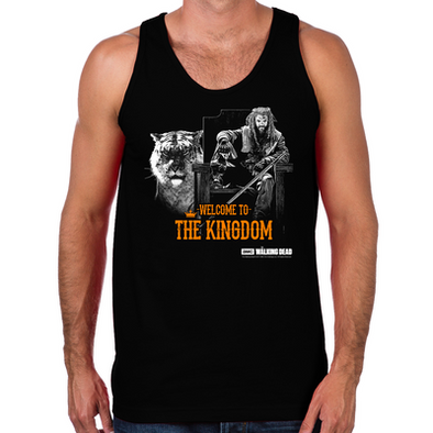 Welcome to the Kingdom Men's Tank