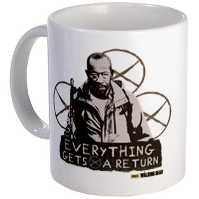 Morgan: Everything Gets A Return Mug