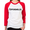The Expendables Unisex Baseball T-Shirt