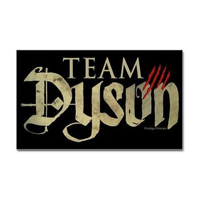 Lost Girl Team Dyson Sticker