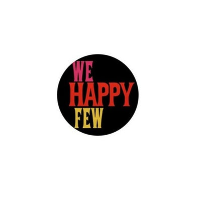 We Happy Few Mini Button
