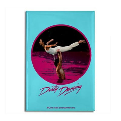 Dirty Dancing Swim Scene Magnet